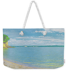Lewis And Clark Lake Weekender Tote Bag