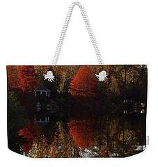 Lewis Ginter Fall Foliage Weekender Tote Bag