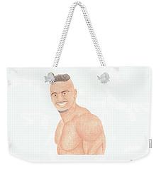 Lex Griffin Weekender Tote Bag