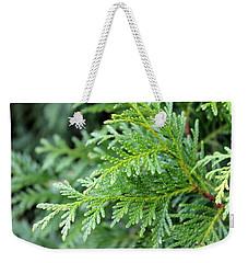 Leyland Cypress Weekender Tote Bag