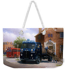 Leyland Dray Mitchell's And Butlers Weekender Tote Bag
