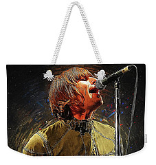 Liam Gallagher Oasis Weekender Tote Bag