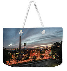 Libby Hill Post Sunset Weekender Tote Bag
