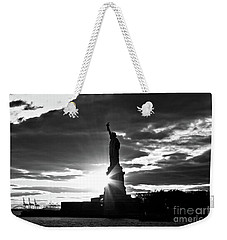 Liberty Weekender Tote Bag by Ana V Ramirez
