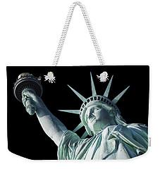 Liberty II Weekender Tote Bag by  Newwwman