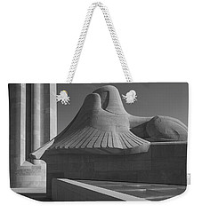 Liberty Memorial Kansas City Missouri Weekender Tote Bag