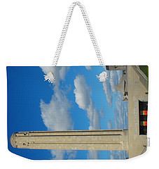Liberty Memorial On A Perfect Day Weekender Tote Bag