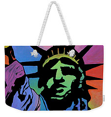 Liberty Of Colors Weekender Tote Bag