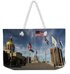 Liberty Plaza Weekender Tote Bag