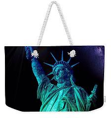 Liberty Sky Weekender Tote Bag