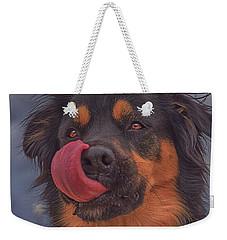 Lick  Weekender Tote Bag