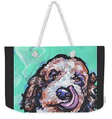 Lickety Doodle Weekender Tote Bag