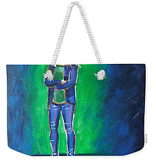 Liesbeth- Painting Class Model Weekender Tote Bag