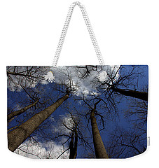 Life Above Weekender Tote Bag