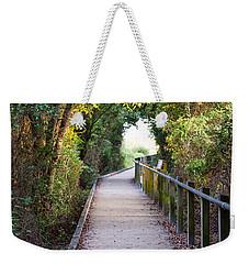 Life Beyond The Path Weekender Tote Bag