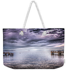 Weekender Tote Bag featuring the photograph Life Coach by Spencer McDonald