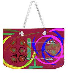 Life Cycle Weekender Tote Bag