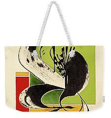 Life Dance 2 Weekender Tote Bag