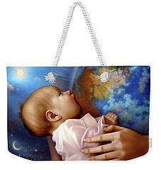 Life, Earth Weekender Tote Bag