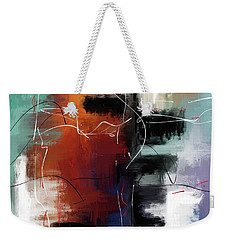 Life Finds A Way Weekender Tote Bag