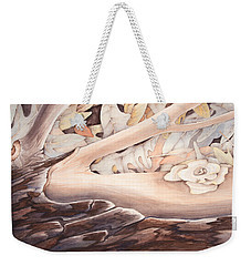 Life From Decay Weekender Tote Bag