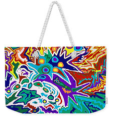 Life Ignition Weekender Tote Bag