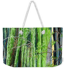 Life In A Redwood Forest Weekender Tote Bag