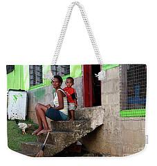 Life In Nagara Fiji Weekender Tote Bag