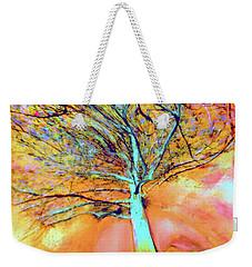 Life In The Trees Weekender Tote Bag