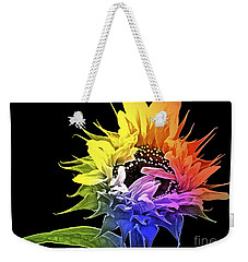 Life Is Like A Rainbow ... Weekender Tote Bag