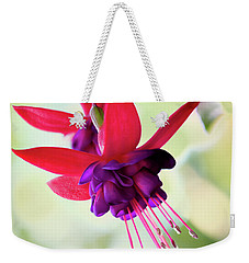 Life Is Reaching Out Weekender Tote Bag