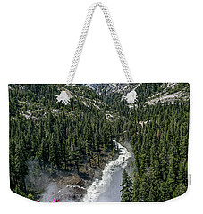 Life Line Of The Valley Weekender Tote Bag