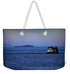 Life Of Solitude Weekender Tote Bag