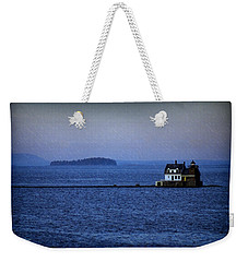 Life Of Solitude Weekender Tote Bag