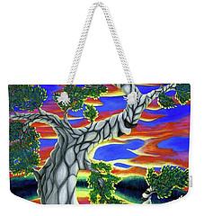 Life Of Trees Weekender Tote Bag
