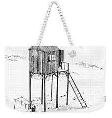 Life Savers Hut Weekender Tote Bag