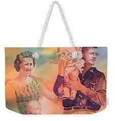 Life Was Good, Circa 1957 Weekender Tote Bag