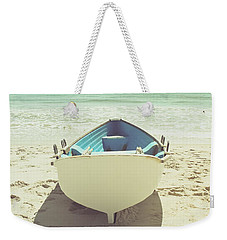 Lifeboat Weekender Tote Bag by Colleen Kammerer