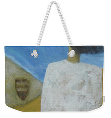 Lifeboat Weekender Tote Bag by Glenn Quist