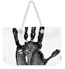 Lifeline - Free Hand Weekender Tote Bag