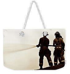 Lifeline Weekender Tote Bag