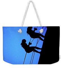 Lifelines And Companions Weekender Tote Bag