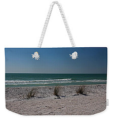 Life's A Beach Weekender Tote Bag by Michiale Schneider