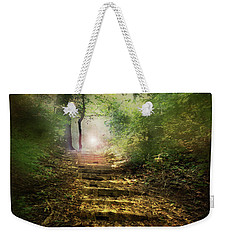 Lightfall Weekender Tote Bag