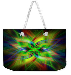 Light Abstract 1 Weekender Tote Bag