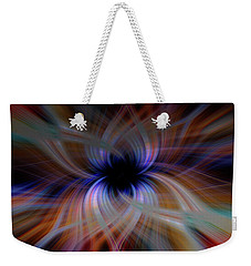Light Abstract 5 Weekender Tote Bag