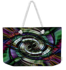 Light Abstract 6 Weekender Tote Bag