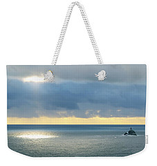 Light And Lighthouse Weekender Tote Bag