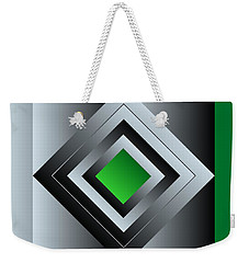 Light And Ojects 2 Weekender Tote Bag by Leo Symon