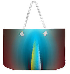 Light And Secrets Weekender Tote Bag by Leo Symon